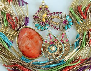 Colorful Necklace Pics